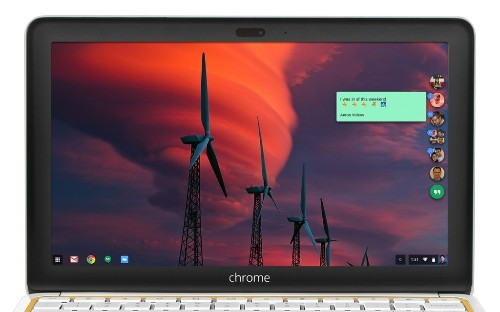 Google Hangouts Is Now A Dedicated App For Chrome OS And Windows PCs
