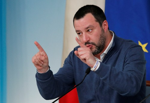 Italy's Senate votes to block investigation into Deputy PM Salvini