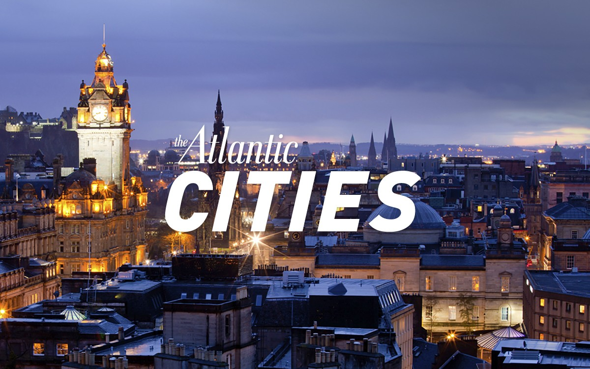 Navigate the Urban Jungle With The Atlantic Cities