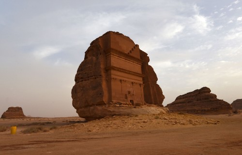 Ancient Saudi Ruins to Open Up to Tourism: Pictures