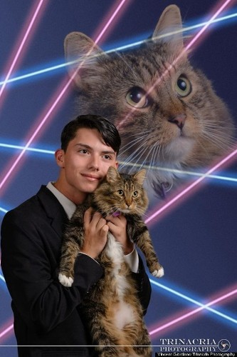 Draven Rodriguez, Teen Behind Laser Cat Yearbook Photo, Dead In Apparent Suicide