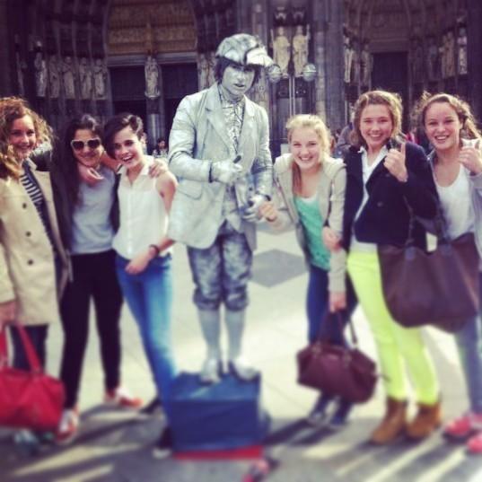 School trip to Köln