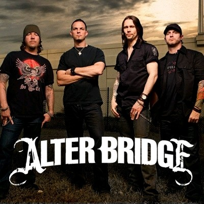 Alter Bridge - cover