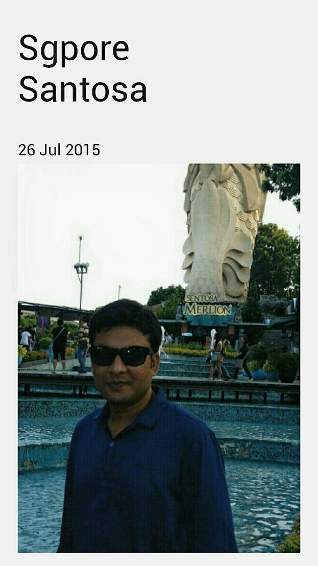 TOUR IN SINGAPORE