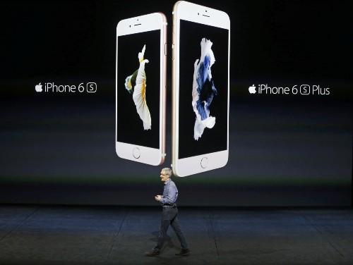 Apple Unveils Cool, New Stuff