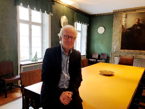 Moving on from scandal, Swedish Academy to award two Nobel literature prizes