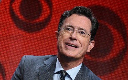 5 Topics for…Late Show with Stephen Colbert Premiere