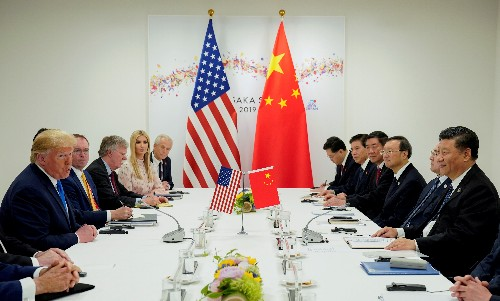 Trump 'not ready' for China trade deal, dismisses recession fears