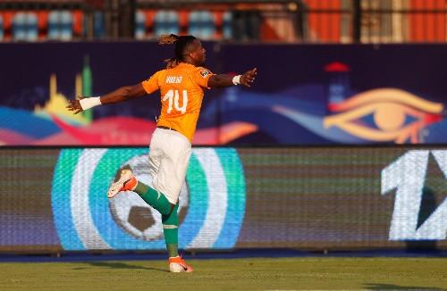 Kodjia goal hands Ivorians victory in Cup of Nations opener