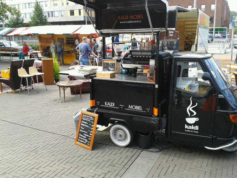 Welkom op het groene loper festival in Hoofddorp.