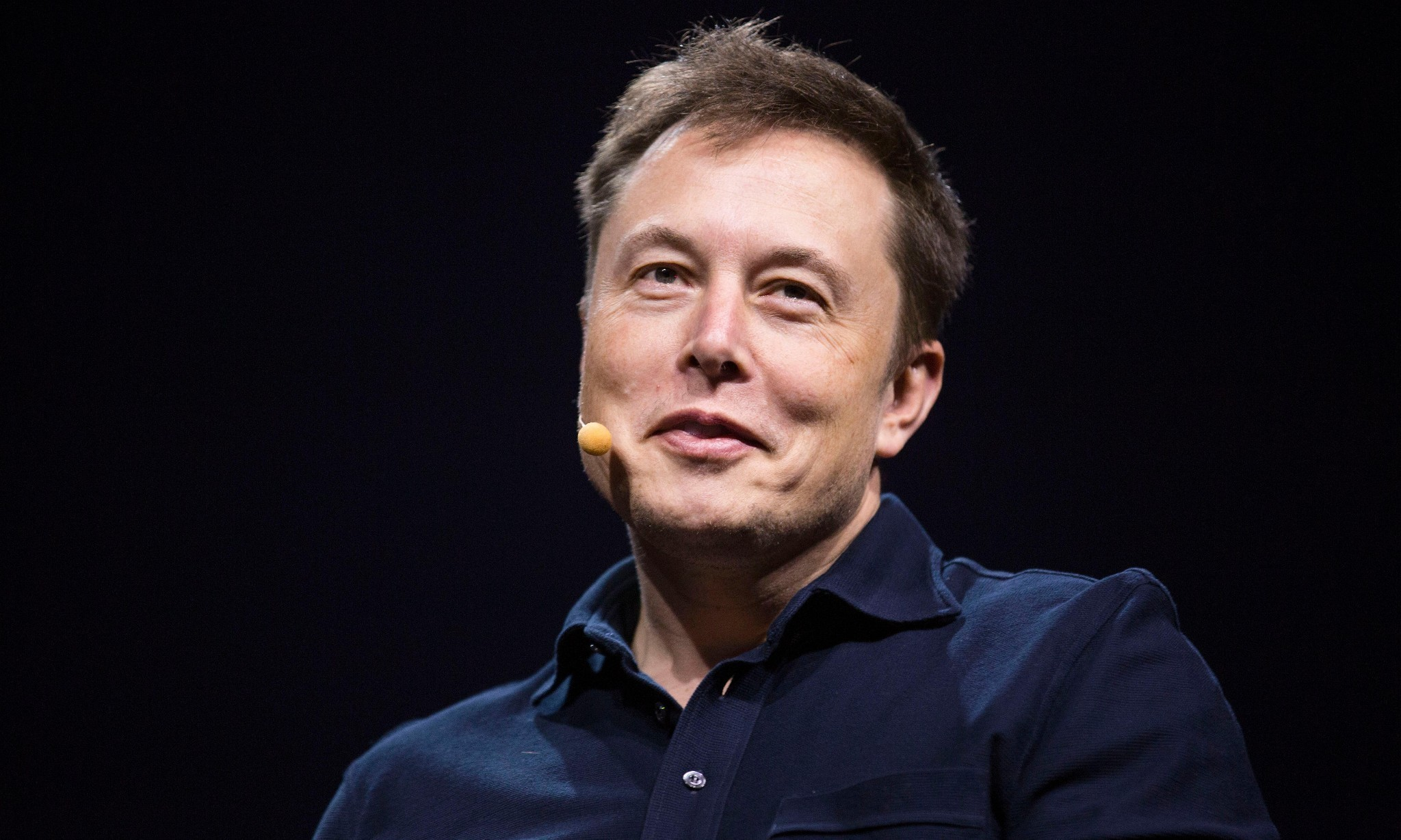 Elon Musk hints that his next project could be an electric plane