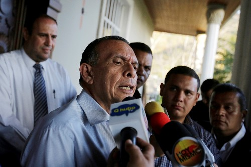 Honduran anti-graft mission probes ex-president over drug money