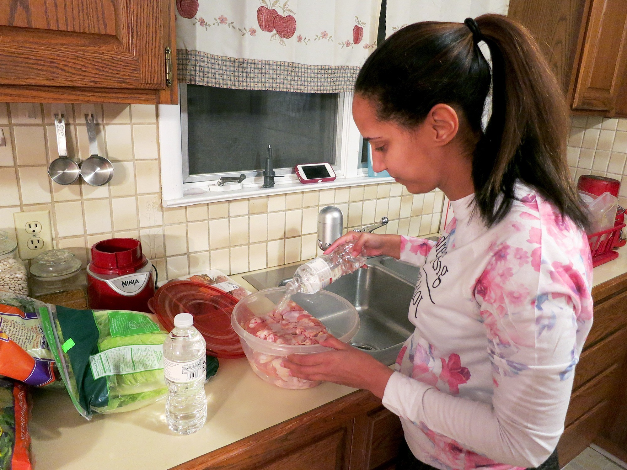 Doctors In Flint, Mich., Push A Healthy Diet To Fight Lead Exposure