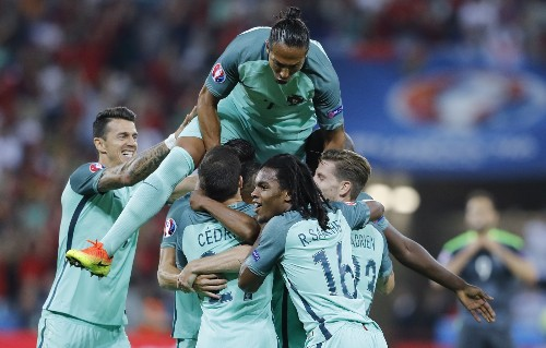 Portugal Beats Wales to Advance to Euro 2016 Final: Pictures