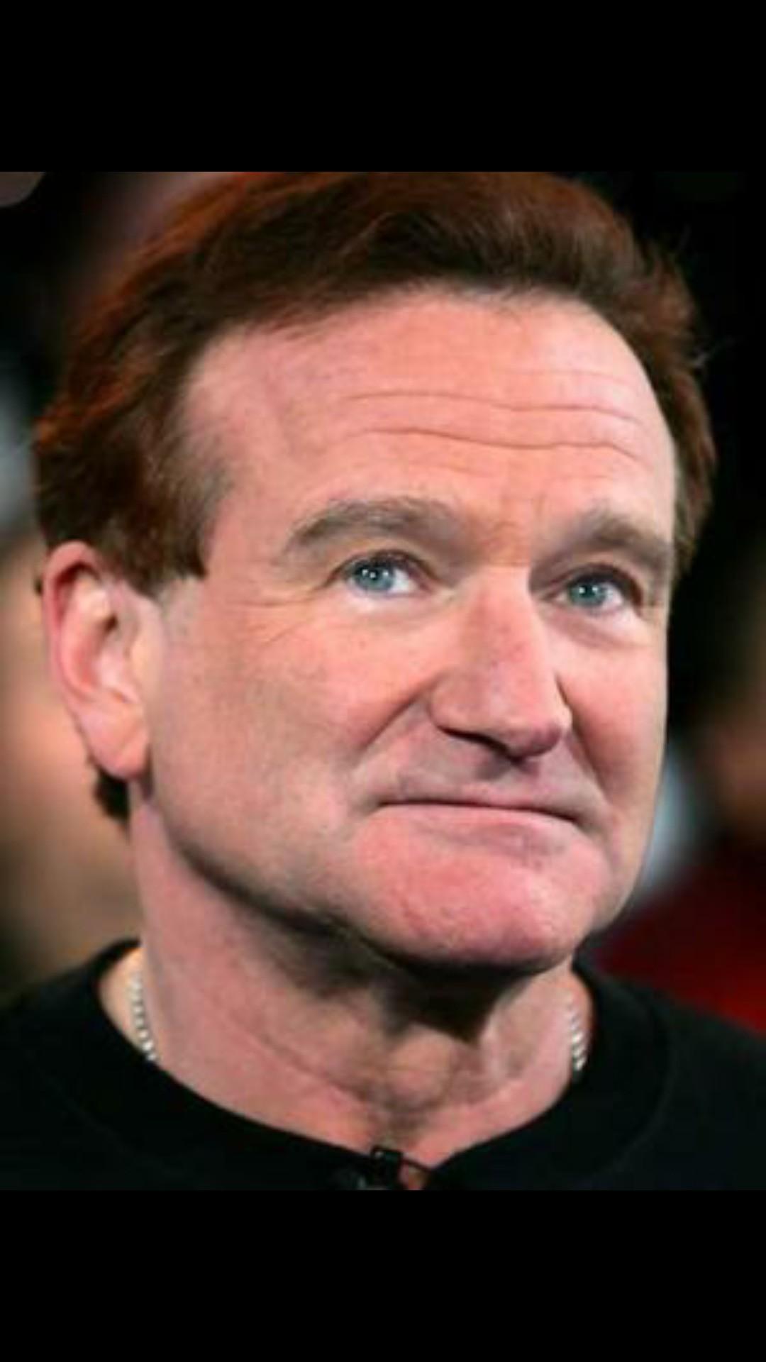 R.I.P Peter Panning. Mrs. Doubtfire. Popeye. Mork. Fender. Genie.... R.I.P Robin Williams