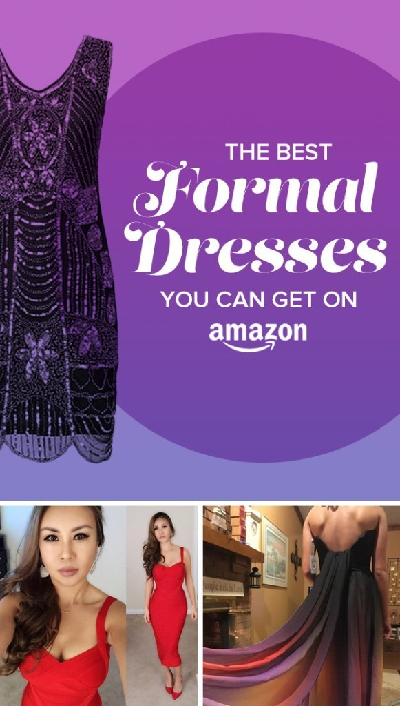 29 Formal Dresses You Can Get On Amazon That You'll Actually Want To Wear