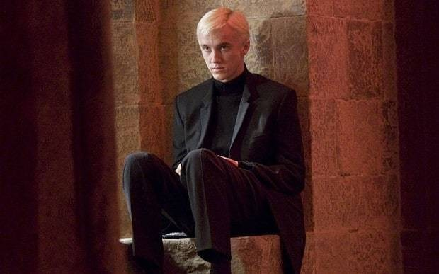 JK Rowling: I can't see why girls fall for Draco Malfoy
