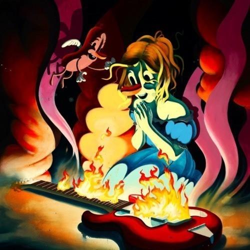Art & Music on Reel cover image