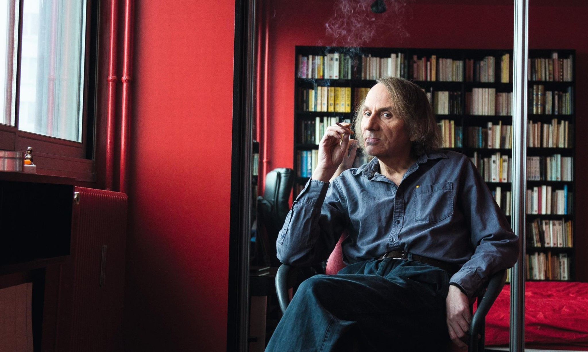 Best new paperbacks of the month: Houellebecq, Slovo and British short stories