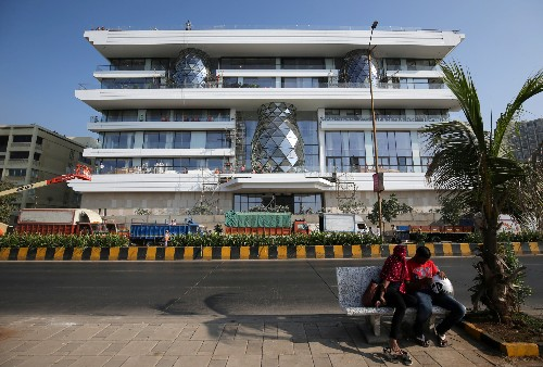 Sweeping ocean view, lawns and pool - Ambani-Piramal residence dazzles India