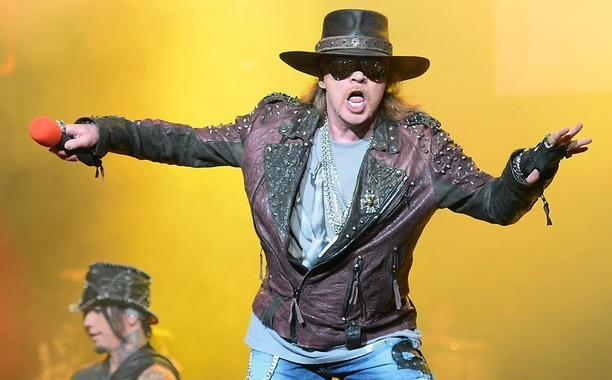 Guns N' Roses reportedly reuniting for Coachella and stadium tour