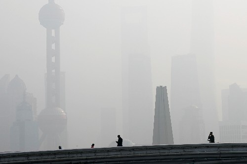 Smog spikes in North China in first four months of 2019: ministry