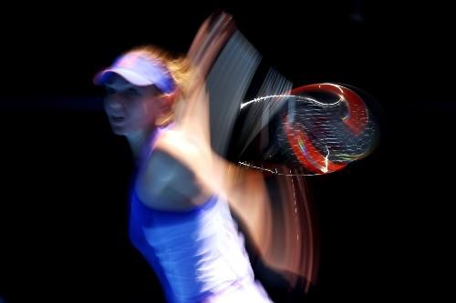 Early Rounds of Australian Open