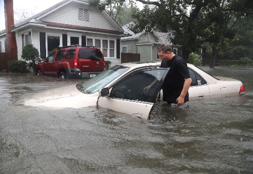 Hurricane Matthew Batters Florida: Pictures