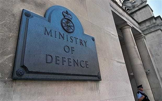 MoD 'paid back £400m underspend while Forces cut'