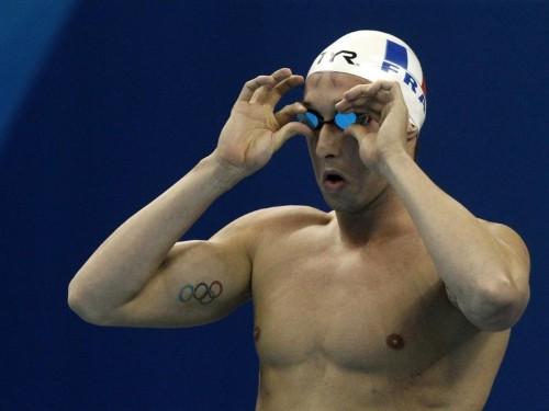 William Meynard remporte le 100m nage libre