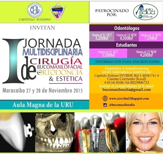 Cirugia Bucomaxilofacial - Magazine cover