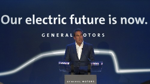GM to invest $2.2B in Detroit to build electric vehicles
