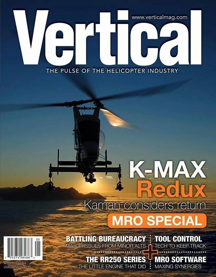 Aviation - Magazine cover
