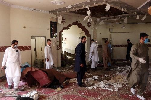 Explosion dans une mosquée au Pakistan: quatre morts, 20 blessés