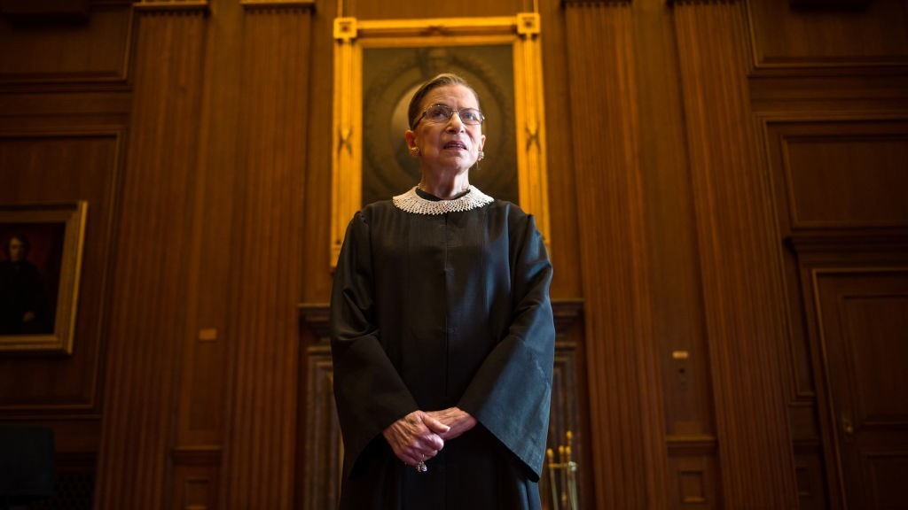 Notorious RBG - cover