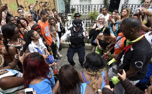 Notting Hill Carnival in London: Photos