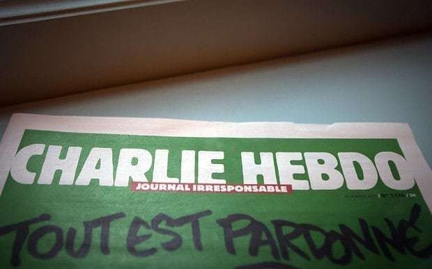 Oxford newsagents abandons plan to sell Charlie Hebdo amid threats
