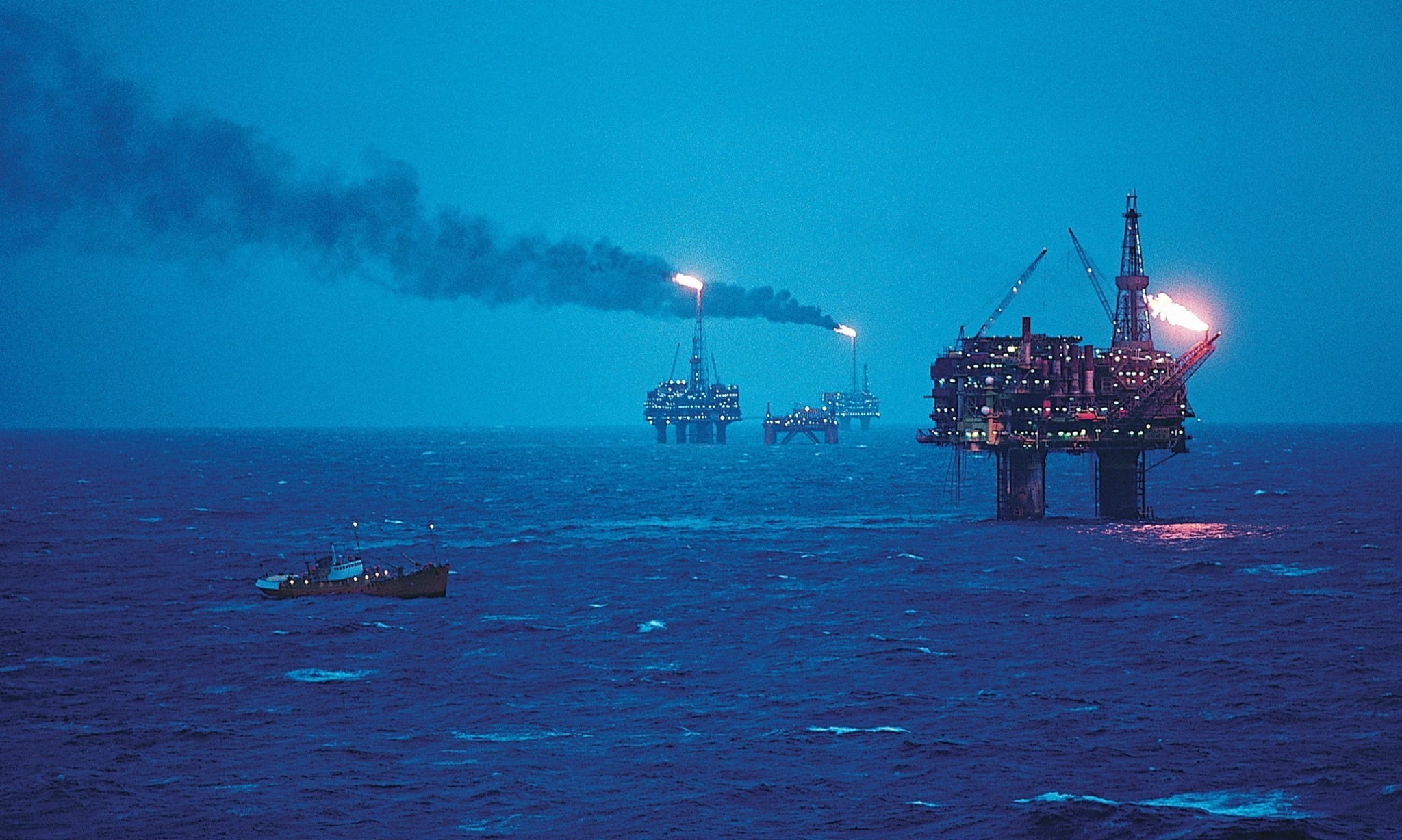 Death knell for the North Sea as Shell pulls out of Brent field