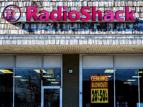 The RadioShack brand just sold for $26.2 million