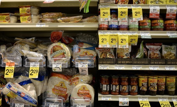 It's Not the Food Deserts: It's the Inequality