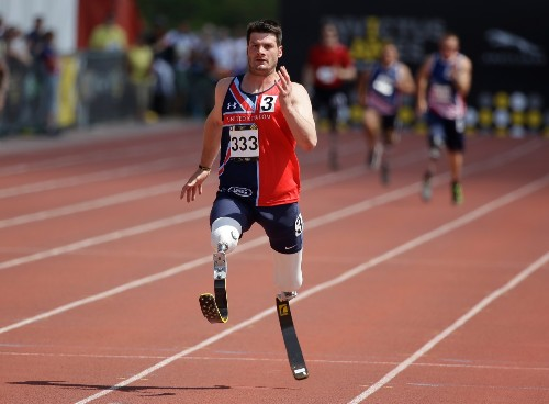 The Invictus Games in Pictures