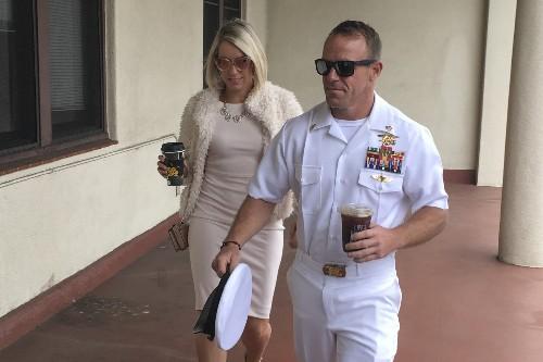 Navy rests murder case in Navy SEAL's trial