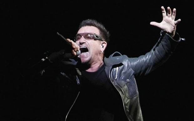 U2, Songs of Innocence: first review