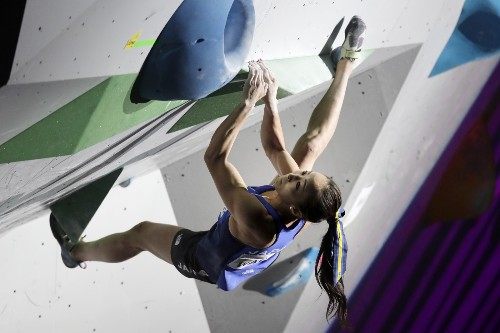Sport Climbing World Championships: Pictures