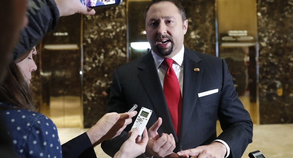Trump spokesman fails to back up Trump claim of voter fraud