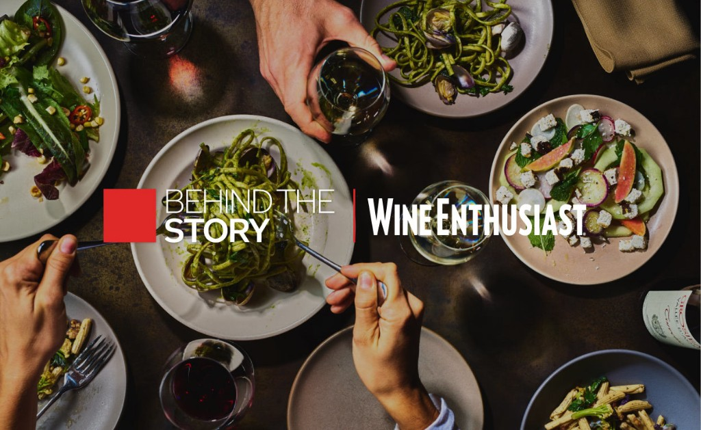 Behind Wine Enthusiast's 100 Best Wine Restaurants of 2017