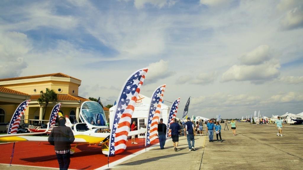 U.S. Sport Aviation Expo 2017