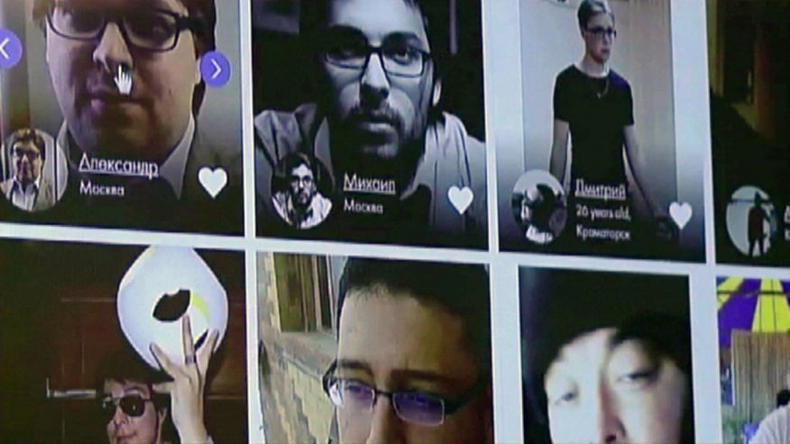 Russian facial recognition app sparks interest, controversy