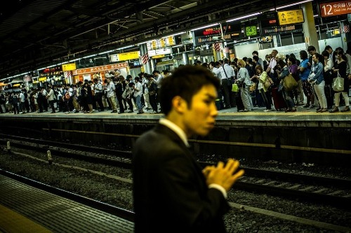 The Mystery of Why Japanese People Are Having So Few Babies