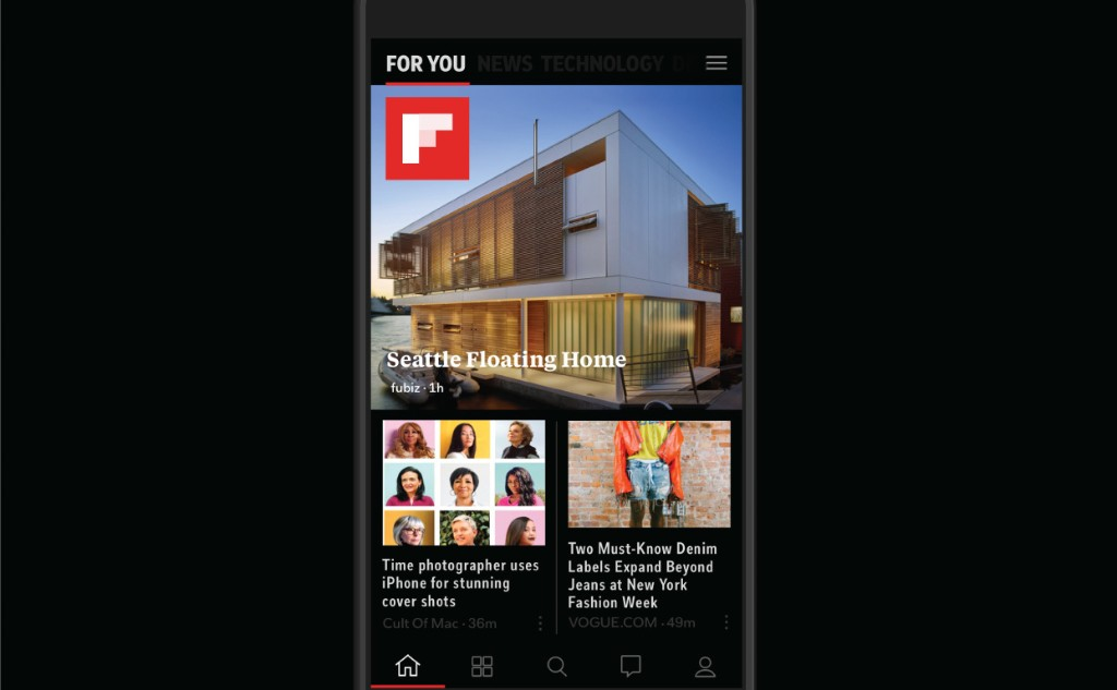 With iOS 11, Flipboard is Easier on the Eyes